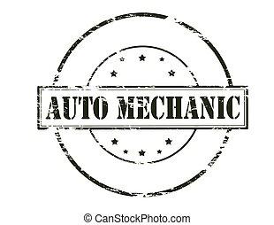 autószerelő