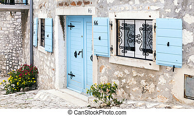 Authentic Croatia apartment in the Old Town.