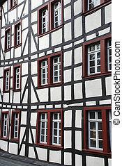 authentic facade