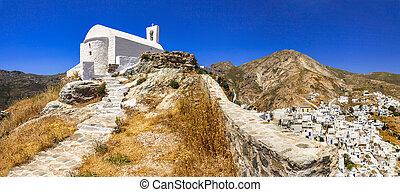 authentic Greece- Serifos island. Cyclades