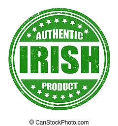 Authentic irish product stamp - Authentic irish product...