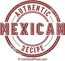 Authentic Mexican Recipe
