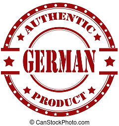 Authentic Product-stamp