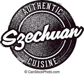 Authentic Szechuan Food