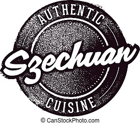 Authentic Szechuan Food