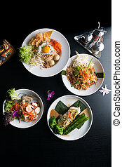 Authentic Thai Dishes