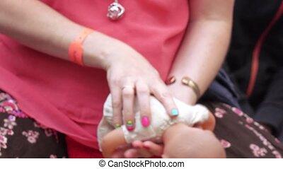 Author workshops Free Childbirth - RUSSIA, ABRAU - JUNE 20,...