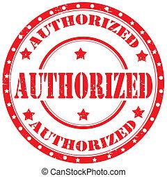 authorized-stamp
