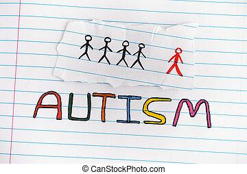 Autism. Autism spectrum disorder