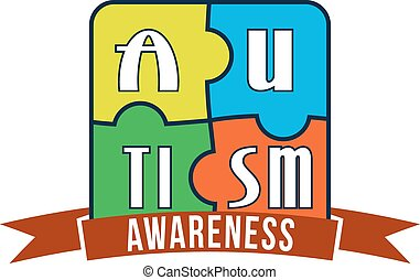 Autism Awareness T-shirt Typography Graphics, Vector...