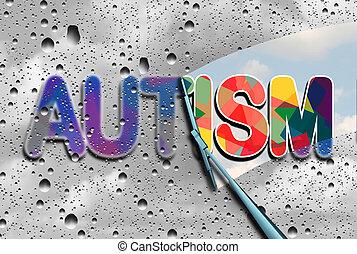 autism, conscience