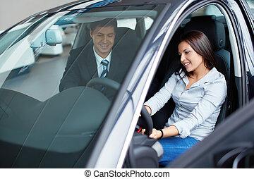 auto, aankoop