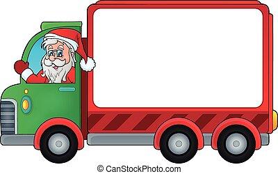 auto, beeld, 3, aflevering, thema, kerstmis