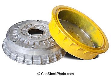 auto brake wheels