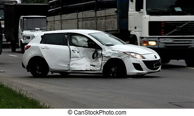 crash - auto crash