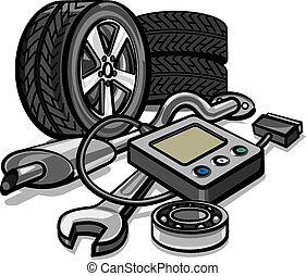 auto dienst