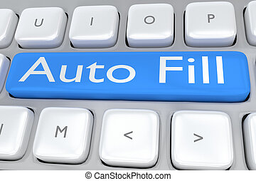 Auto Fill concept
