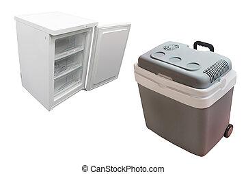 Auto Kühlschrank Klein : Auto kühlschrank auto auf sitz kühlschrank zwischen klein