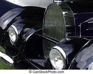 Auto, klassisch