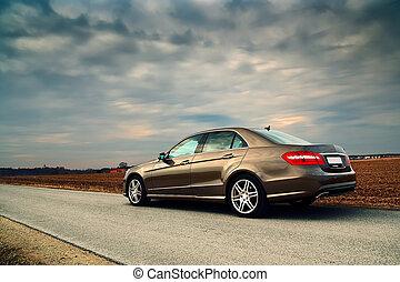 auto, luxe