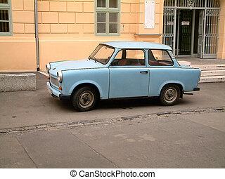 auto, oudgediende