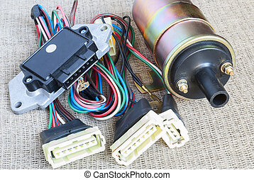 spare parts for the ignition system