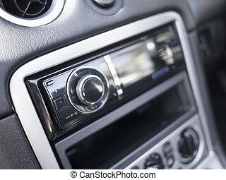 auto, radio.