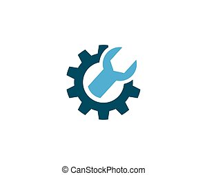repair logo vector