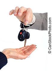 auto sleutel