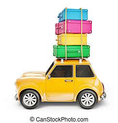 kleines auto illustrationen und clip art kleines auto lizenzfreie illustrationen. Black Bedroom Furniture Sets. Home Design Ideas