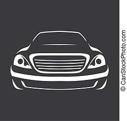 auto, symbol