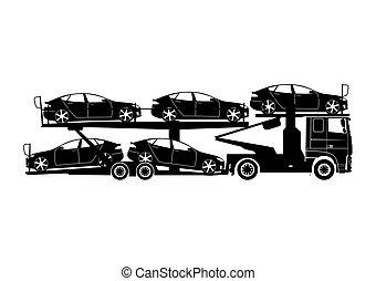 auto, transport.