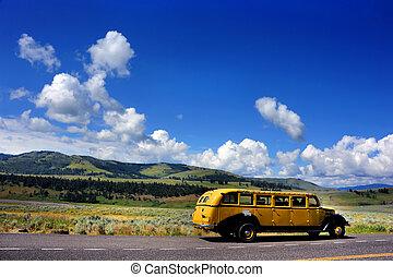Auto Unique to Yellowstone