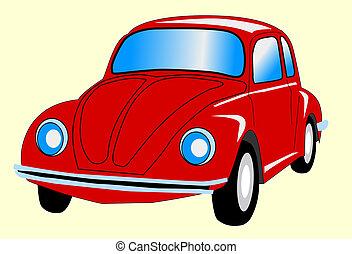 auto, vecchio