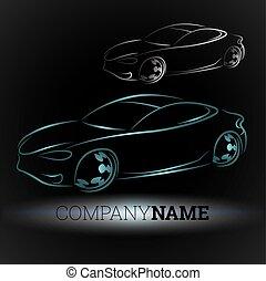 auto, vettore
