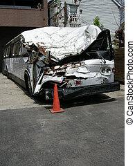 autobus, accident
