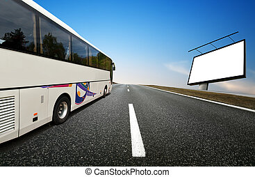 autobus, entraîneur