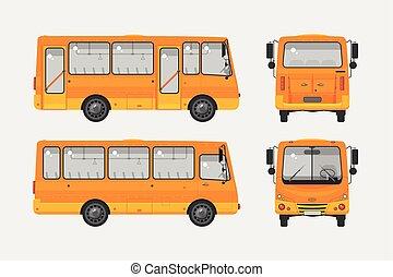 autobus, foto, 1