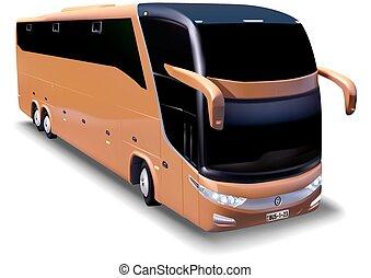 autobus, interurbain