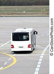 autobus navette, aéroport