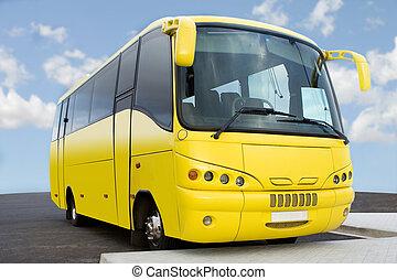 autobus navette