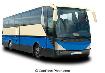autobus, tour