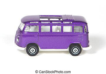 autobus, volkswagen