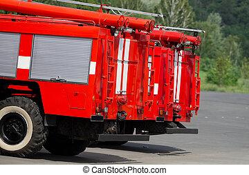autocarri incendio