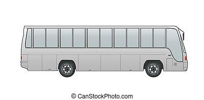 autocarro, treinador