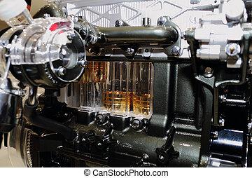 automóvil, motor