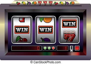 automat, gewinnen