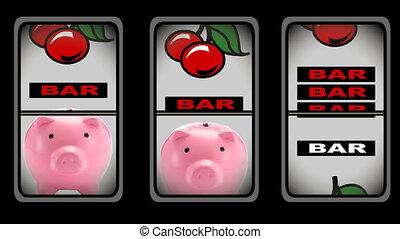 automat, ożywienie