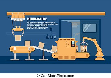 Automated Assembly line Design