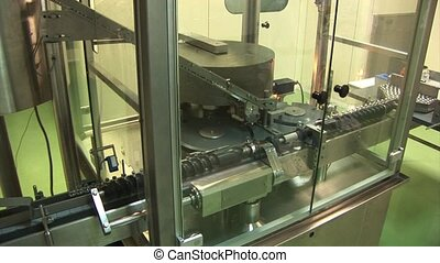 Production line for tablet (pill) - Automated production of...